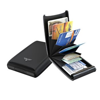 CREDIT CARD CASE FAN BLACK MAGIC