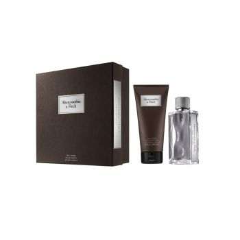 FIRST INSTINCT MEN EDT 100 ML + SHOWER GEL 200 ML