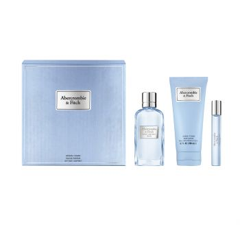 FIRST INSTINCT BLUE WOMAN EDP 100ML + 15ML + BODY LOTION 200ML