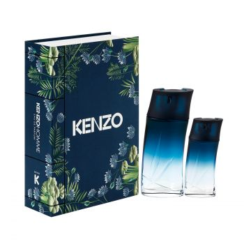 KENZO HOMME EDP 100 ML + 30 ML