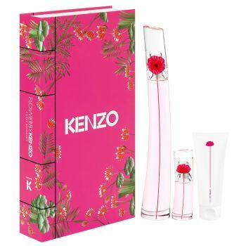 Flower by KENZO POPPY BOUQUET EDP 100 ML + EDP 15 ML + BODY LOTION