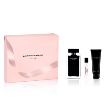 FOR HER EDT 100 ML + EDP 10 ML + BODY LOTION