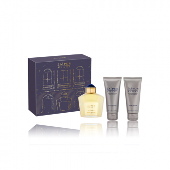 JAIPUR MEN EDT 100 ML + AFTER SHAVE + SHOWER GEL