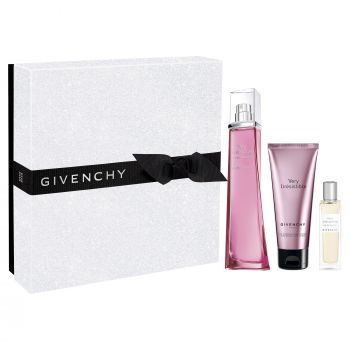 VERY IRRESISTIBLE EDT 75 ML + BODY LOTION + EDT 10 ML
