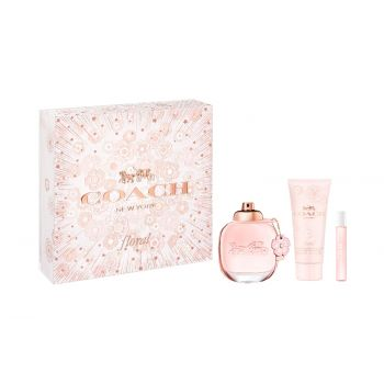 FLORAL EDP 90 ML +BODY LOTION 100 ML + EDP 7.5