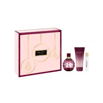 FEVER EDP 100 ML + BODY LOTION + EDP 7.5 ML