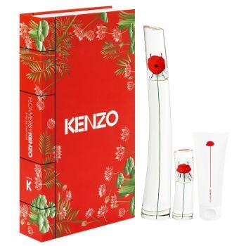 Flower by KENZO EDP 100 ML + BODY LOTION 15 ML