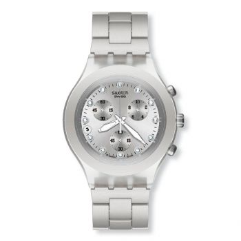 Reloj Swatch FULL- BLOODED SILVER