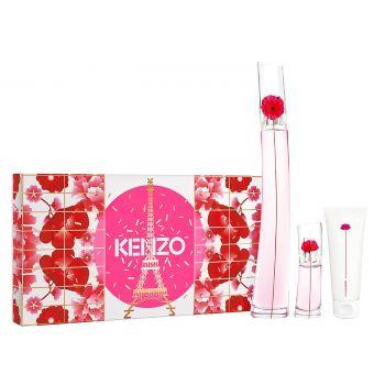Flower by KENZO POPPY BOUQUET EDP 100 ML + EDP 15 ML + BODY MILK 75 ML