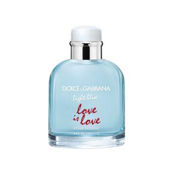 LIGHT BLUE POUR HOMME LOVE IS LOVE EDITION EDT