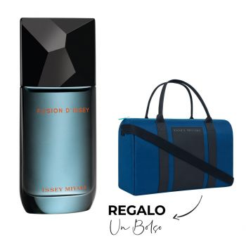FUSION D´ISSEY EDT 100 ML + BOLSO