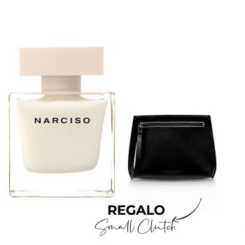 NARCISO EDP 90 ML + SMALL CLUTCH