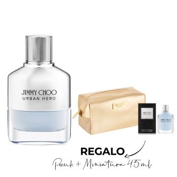 SET JIMMY CHOO URBAN HERO 50 ML