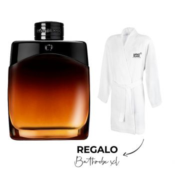 MONTBLANC LEGEND NIGHT 100ML + BATHROBE XL