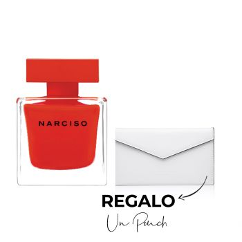 NARCISO ROUGE EDP 50 ML + POUCH